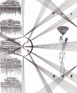 Black_Haus_Art-Nightshades_Dark_Dreams_Light_Thoughts-Pen_Ink_Gouche-8x10