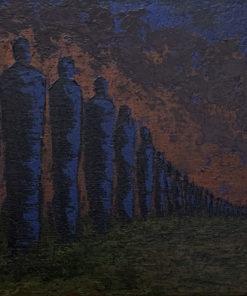James_Hansen-Nocte_Viatores_II-Acrylic_on_Canvas-9X12