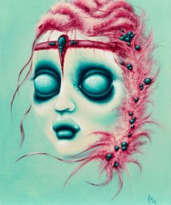 May_Heathen-Bulletholes-Acrylic_on_Board-11x13-570