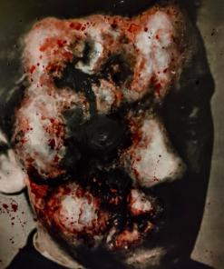 Agustin_Segundo_Lobos-In_My-Rot_1-Digital_Acrylic_&_Human_Blood-12x14
