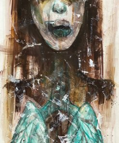Amber_Michelle_Russell-Beneath-Watercolor_Acrylic_on_Cold_Press-12x27-15x30