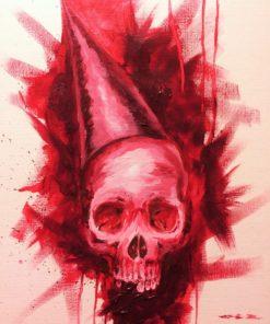 Travis_Bilbrey-Live_it_Up-Acrylic_on_Canvas_Paper-8x10