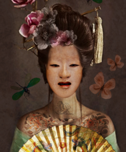 Daniela_Spallanzani-Madame_Chrysanthemum-Fine_Art_Paper-A4