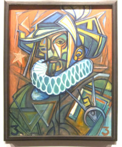 Gabriel_Karagianis-G.O.D_(Gold_Oil_Drugs)-Oil_on_Canvas-32x40-1200