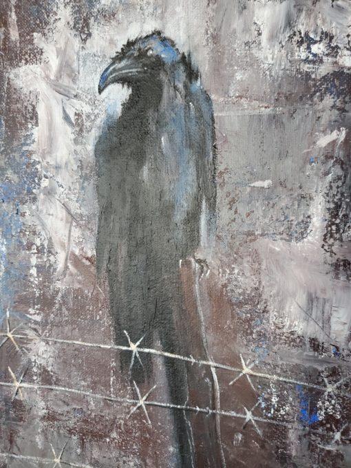Bill_Bishop-No_Trespassing(4)-Acrylic_on_Canvas