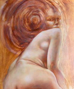 Rachel_Levine-Autotheist-Oil_on_Panel-12x12-400